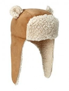 Baby Shearling Hat