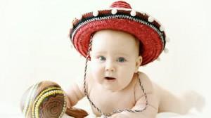 Baby Sombrero Hats