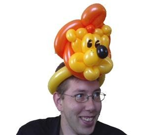 Balloon Animal Hat