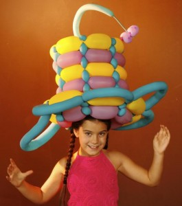 Balloon Hat Images
