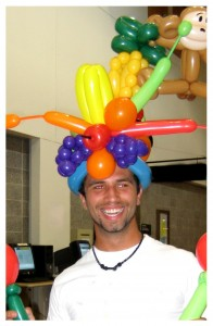 Balloon Hat Photos
