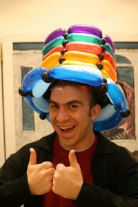 Balloon Hat Pictures