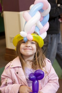 Balloon Hats for Kids