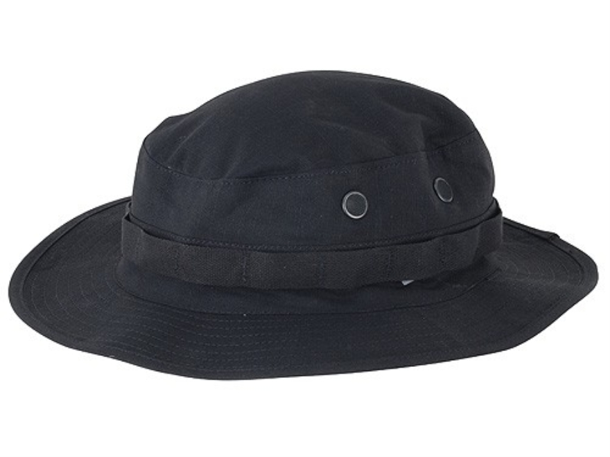 Black Boonie Hats Tag Hats