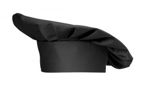 Black Chef Hats