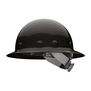 Black Hard Hat Full Brim