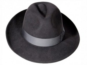 Black Panama Hat Men