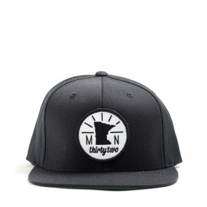 Black Snapback Hats Images