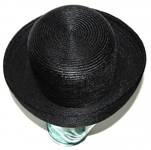 Black Straw Hat Pictures