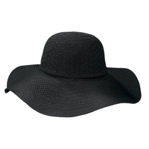 Black Sun Hats for Women