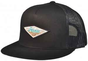 Black Trucker Hat Images