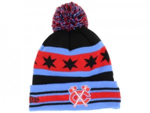 Blackhawks Winter Hat