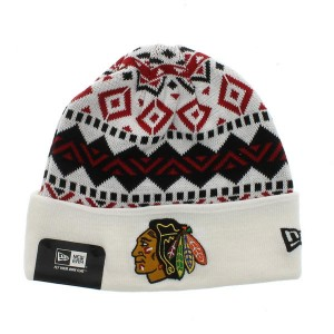 Blackhawks Winter Hat Photos