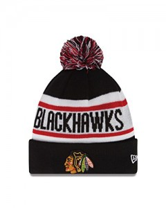 Blackhawks Winter Hat Picture