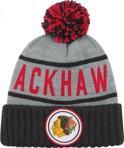 Blackhawks Winter Hats