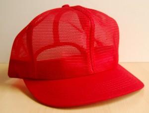 Blank Mesh Snapback Hats