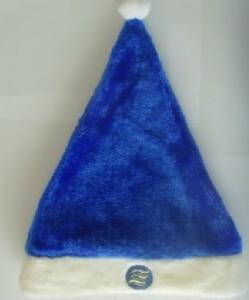 Blue Santa Hat Photos