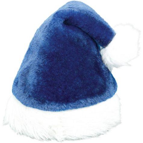 32d8504a8cebb Blue Santa Hats – Tag Hats