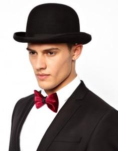 Bowler Hat Men