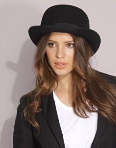 Bowler Hat Womens