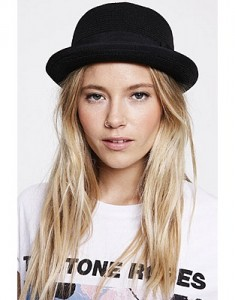 Bowler Hat Women's Fashion