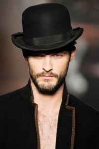 Bowler Hat for Men