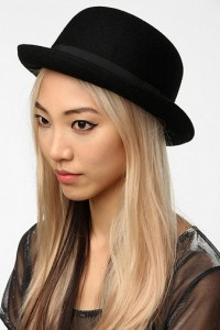 Bowler Hat for Women