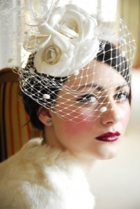Bridal Hats Photos