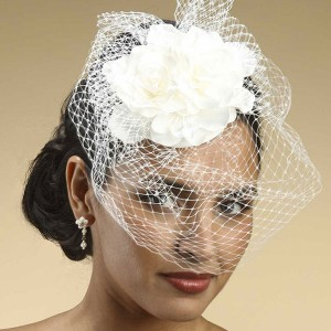 Bridal Hats with Veil
