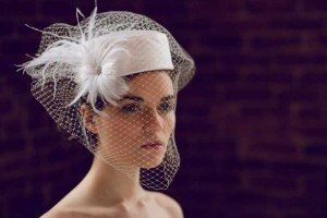 Bridal Hats with Veils