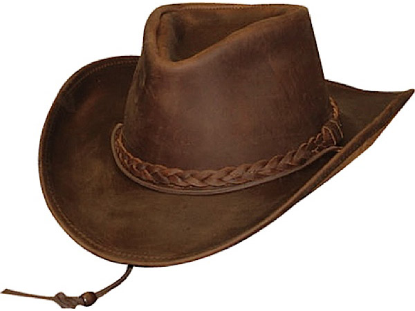 Leather Cowboy Hats Tag Hats