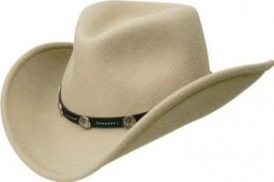 Buckaroo Felt Cowboy Hats