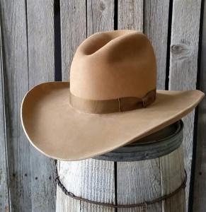 Buckaroo Style Cowboy Hats