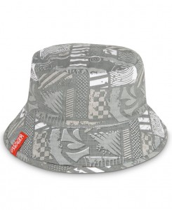 Bucket Hat for Men Pattern