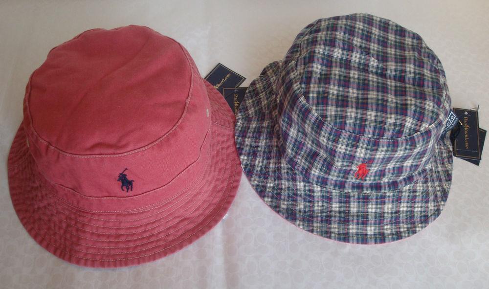 65d9ccfe Polo Bucket Hats – Tag Hats