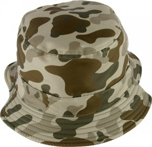 Camo Bucket Hats for Men