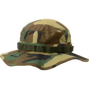 Camo Bucket Hats for Men