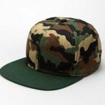 Camo Snapback Hats
