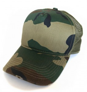 Camo Trucker Hat Images