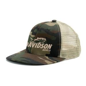 Camo Trucker Hats