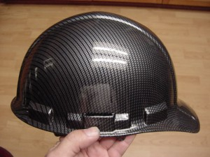 Carbon Fiber Hard Hat Photos