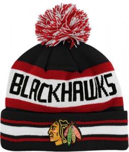 Chicago Blackhawks Winter Hats