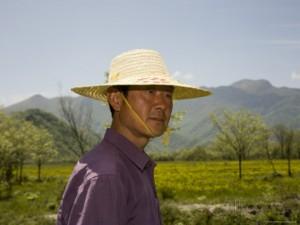 Chinese Straw Hat Men