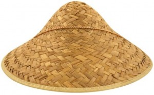 Chinese Straw Hats