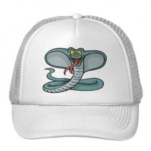 Cobra Trucker Hats