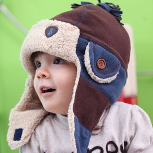 Cool Winter Hats for Kids