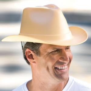 Cowboy Hard Hat