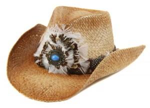 Cowboy Hat Feathers