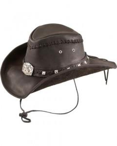 Cowboy Hat Leather