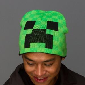 Creeper Beanie Hat